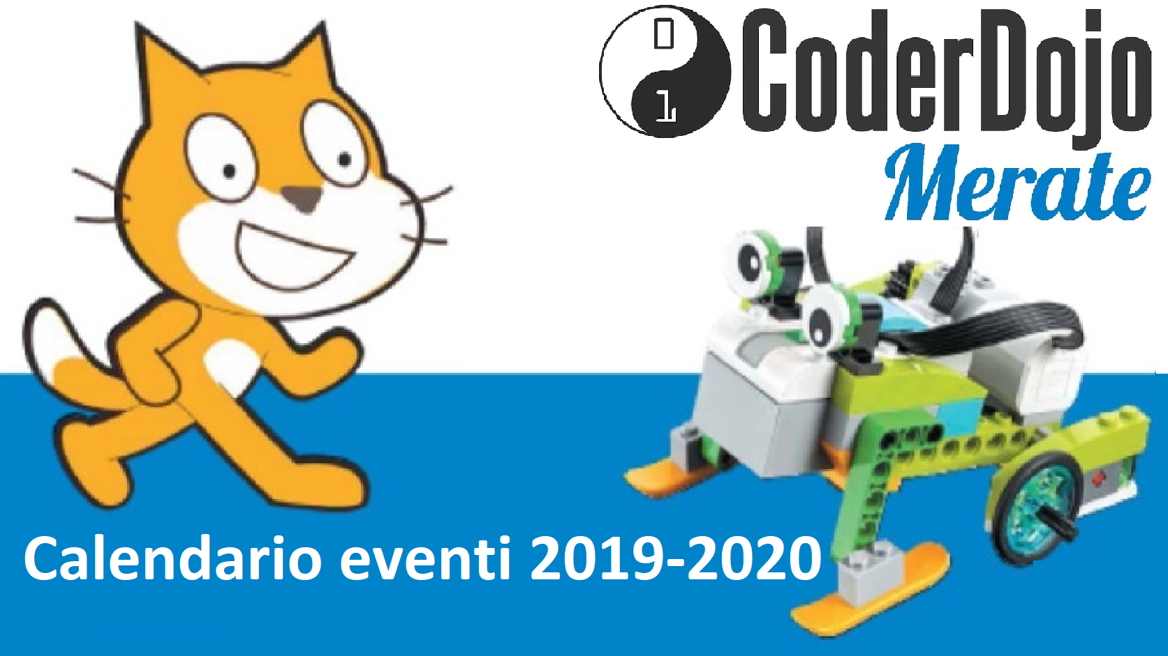 Calendario Eventi 2020.Coderdojomerate Codermerate Aps